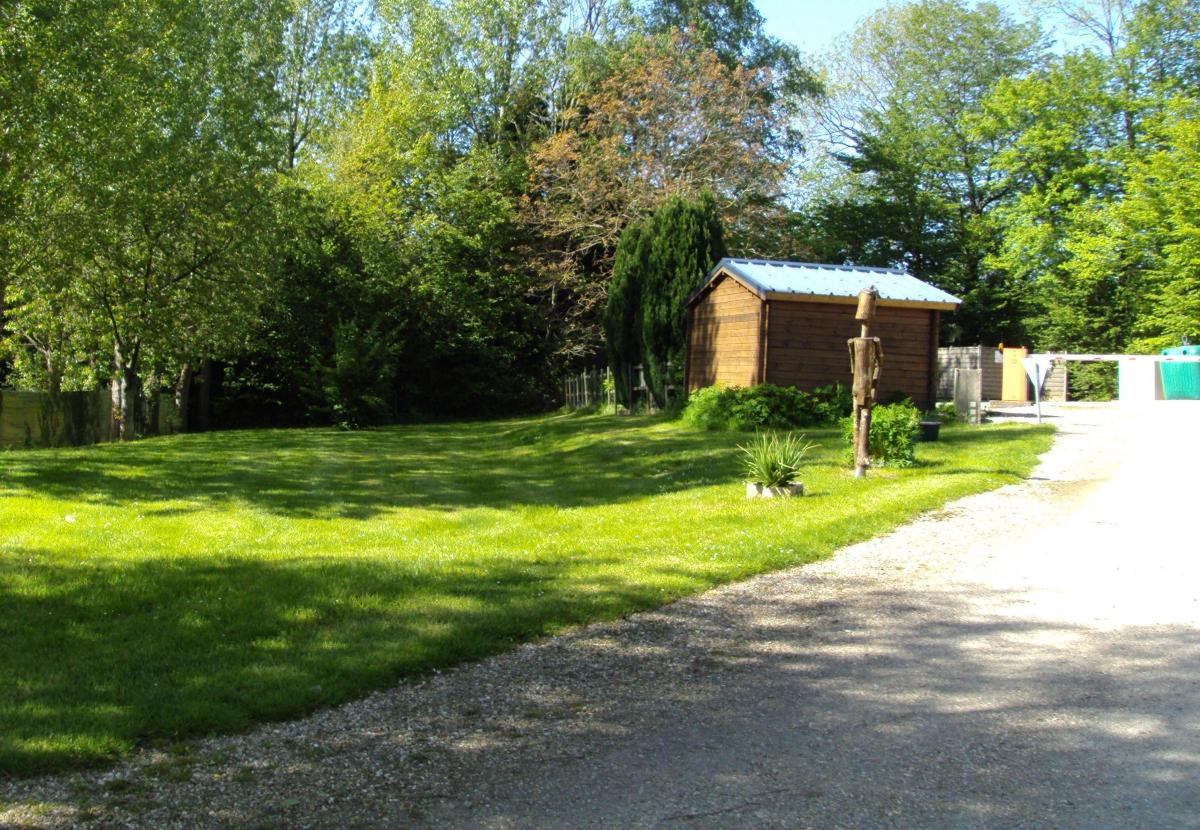 Camping de l 39 orival 2 toiles les grandes ventes toocamp for Camping haute normandie piscine