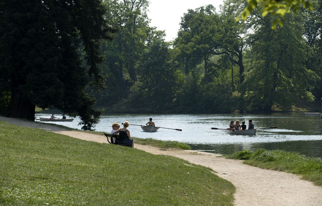 Camping de Paris  Bois de Boulogne 4 étoiles  Paris