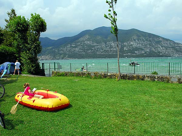 Camping - Del Sole - Iseo - Lombardie - Italie