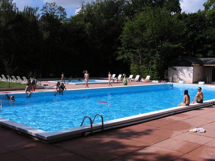 camping avec piscine amboise