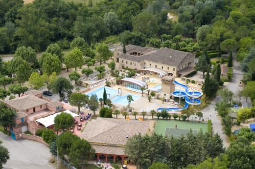 Camping - Allegre les Fumades - Languedoc-Roussillon - Domaine des Fumades