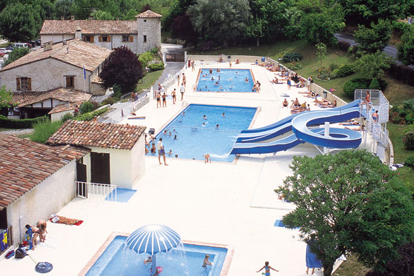 Domaine du verdon 4 toiles castellane toocamp for Camping verdon piscine