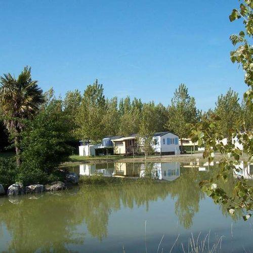 Domaine le jardin du marais 4 toiles le perrier toocamp for Camping le jardin du marais