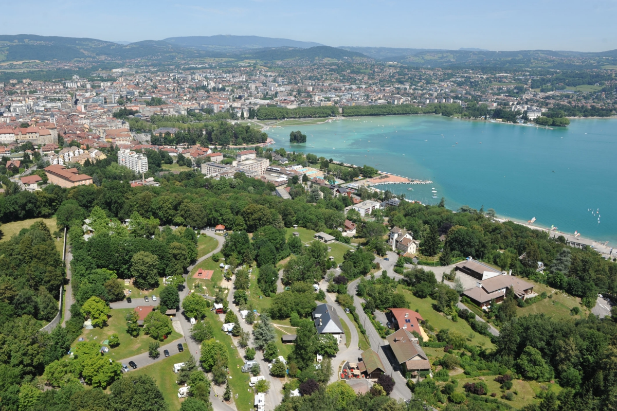 campings proches du lac du bourget toocamp