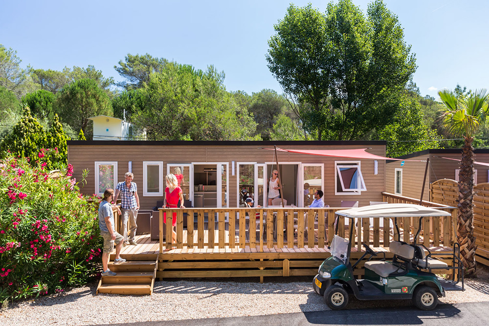 Camping - Fréjus - Provence-Alpes-Côte d'Azur - Holiday Green