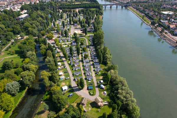 Camping International De Maisons Laffitte