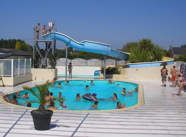 Camping avec piscine plouharnel for Camping carnac plage avec piscine