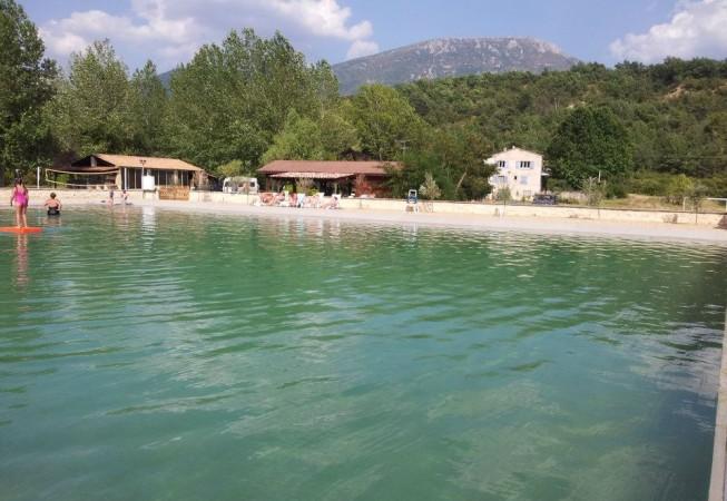 camping avec piscine digne les bains