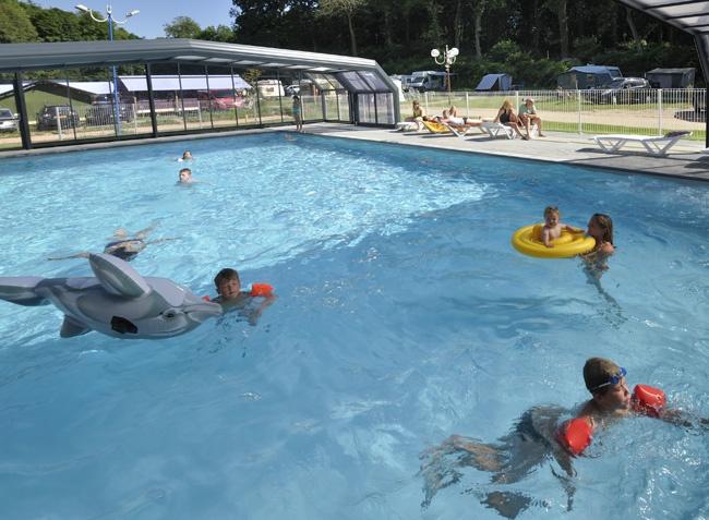 Camping haute normandie avec piscine piscine chauff e for Camping piscine couverte normandie