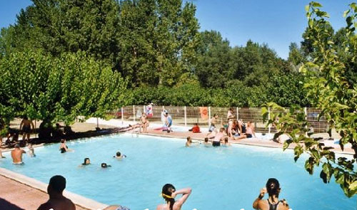 Camping - La Combe - Barjac - Languedoc-Roussillon - France