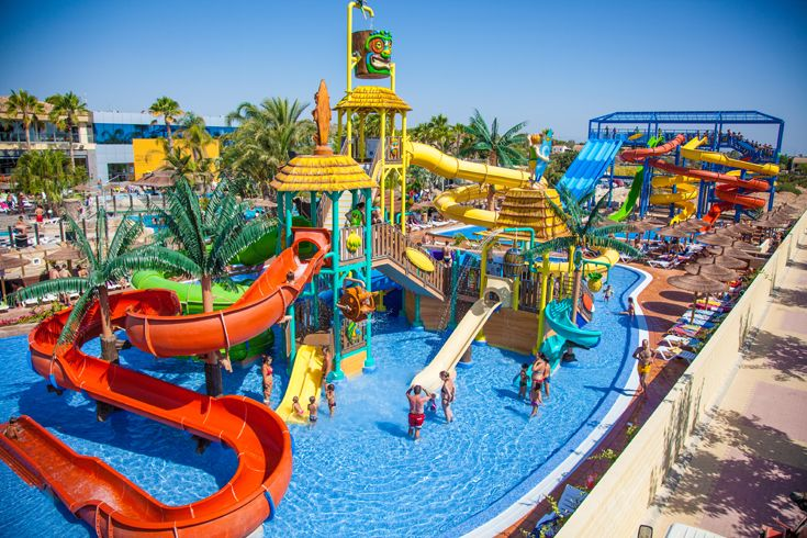 Camping costa blanca parc aquatique 1 campings d couvrir for Camping 5 etoiles vendee piscine couverte
