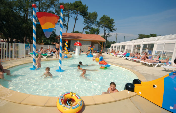 Camping - La Mer - Labenne - Aquitaine - France