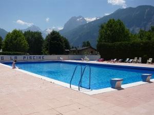 Camping la piscine 5 toiles le bourg d 39 oisans toocamp - Camping la piscine bourg d oisans ...