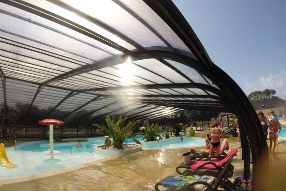 Camping clohars carno t parc aquatique 2 campings for Club piscine lafontaine