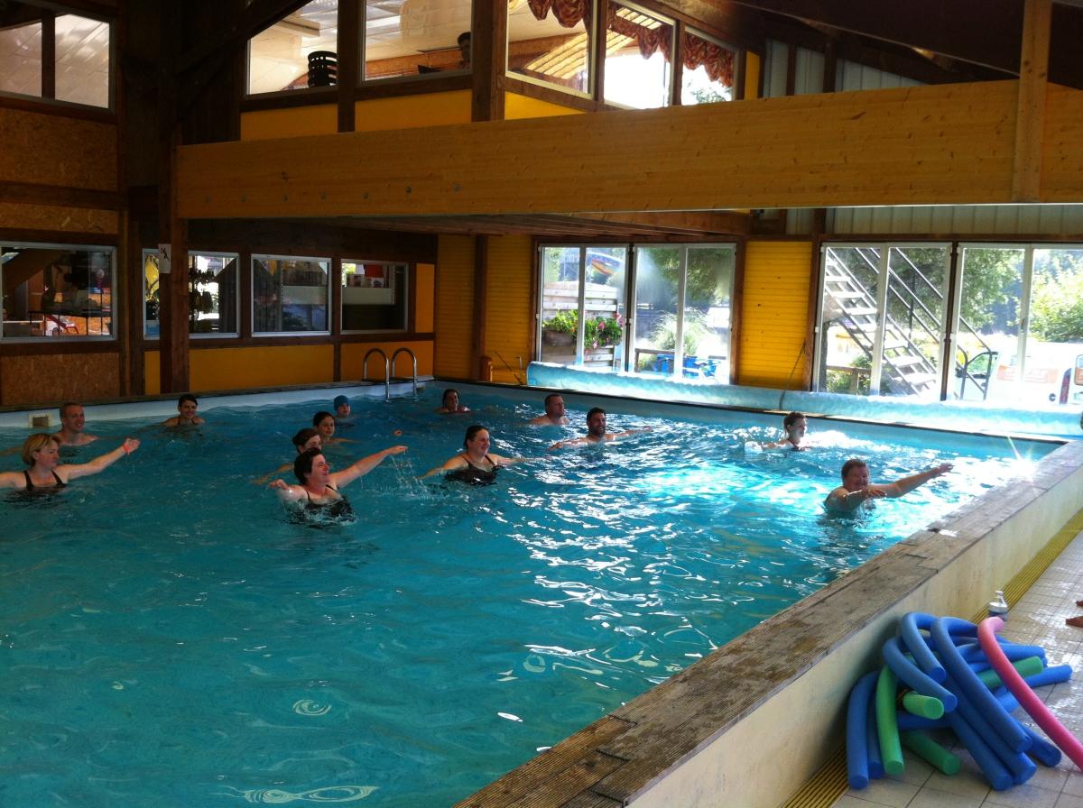 camping avec piscine brest