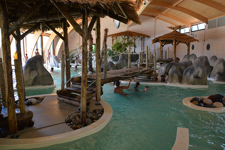 Camping - Biscarrosse - Aquitaine - la Rive