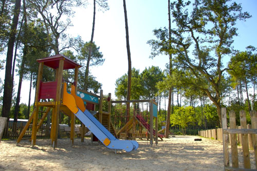 Camping - Soustons - Aquitaine - L'Airial
