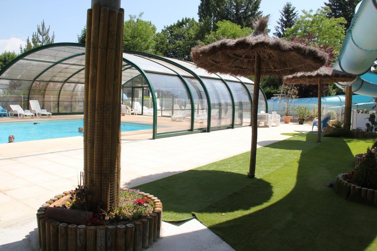 Camping le beau rivage 4 toiles bellerive sur allier for Bellerive sur allier piscine