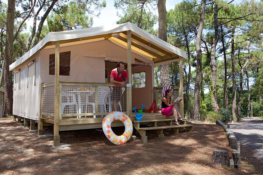 Camping bois d amour la baule for Camping le bois joli la chambre