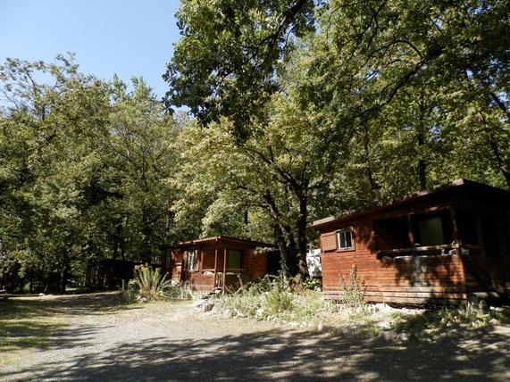 Camping Le Bois Joli 2 étoiles  SaintMartinsurla  ~ Camping Le Bois Joli