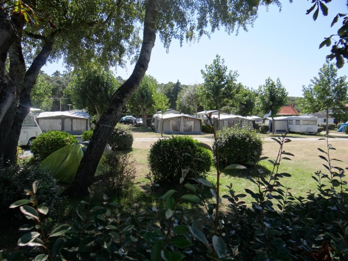 Camping Le Bois Verdon 3 étoiles  SaintJeandeMonts
