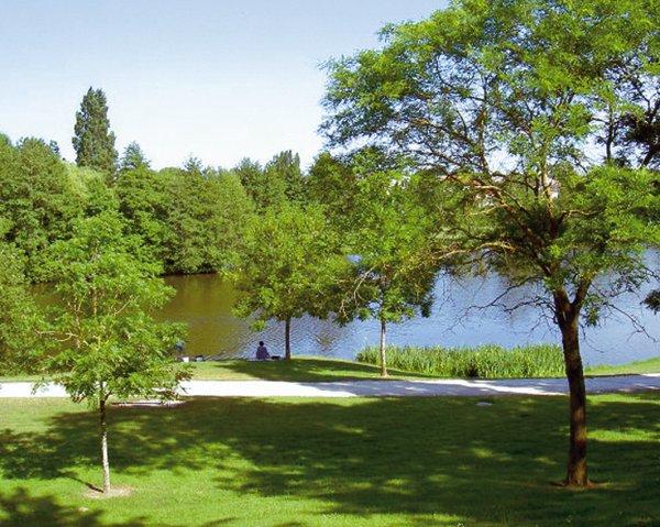 Camping Le Bois Vert 4 étoiles  Parthenay  Toocamp ~ Camping Bois Vert