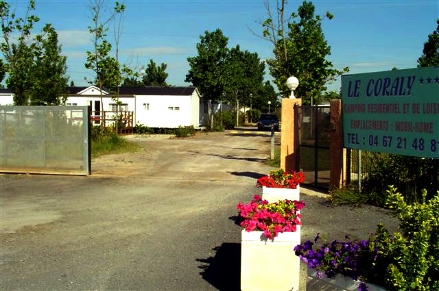 Camping - Le Coraly - Agde - Languedoc-Roussillon - France