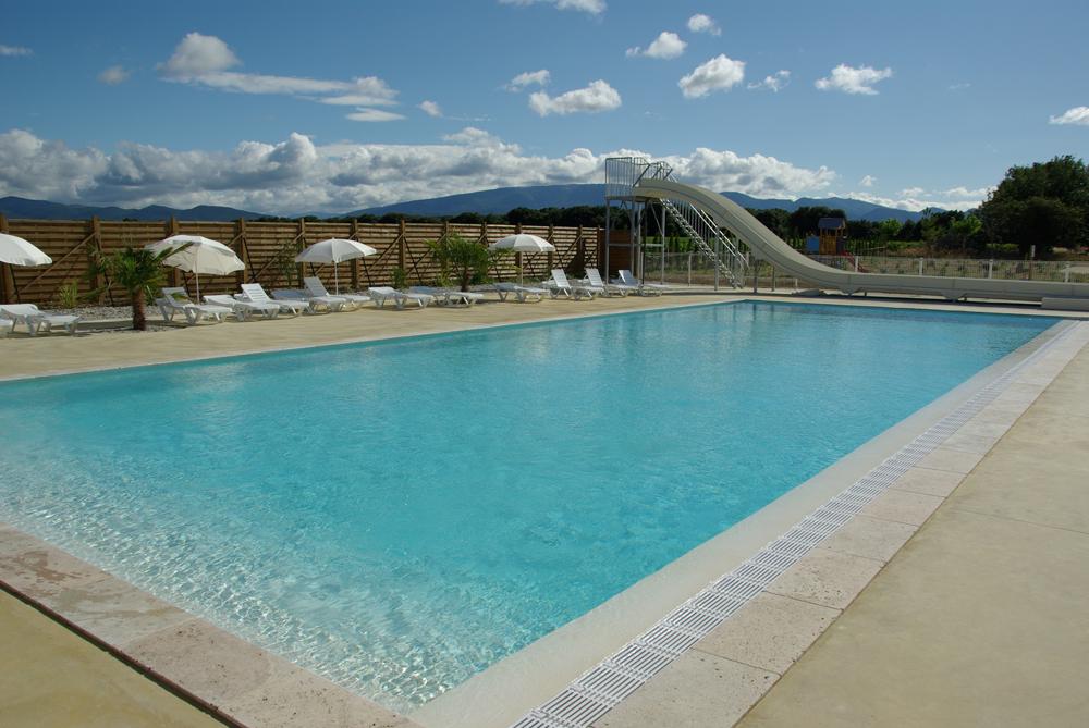 Camping vaison la romaine parc aquatique - Camping vaison la romaine avec piscine ...