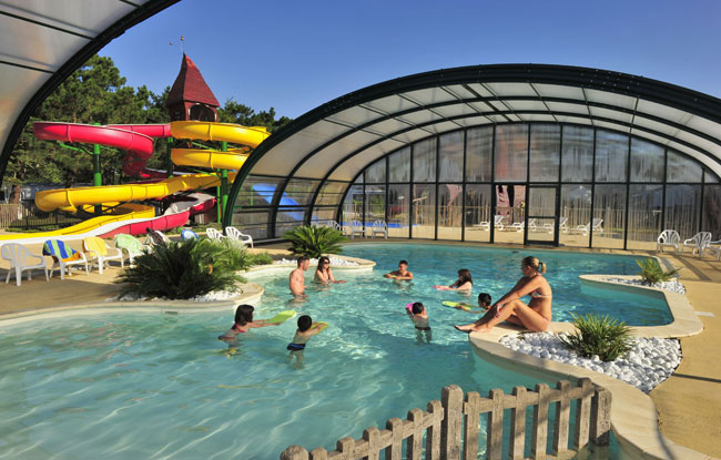 Camping - Le Grand Large - Fouesnant - Bretagne - France
