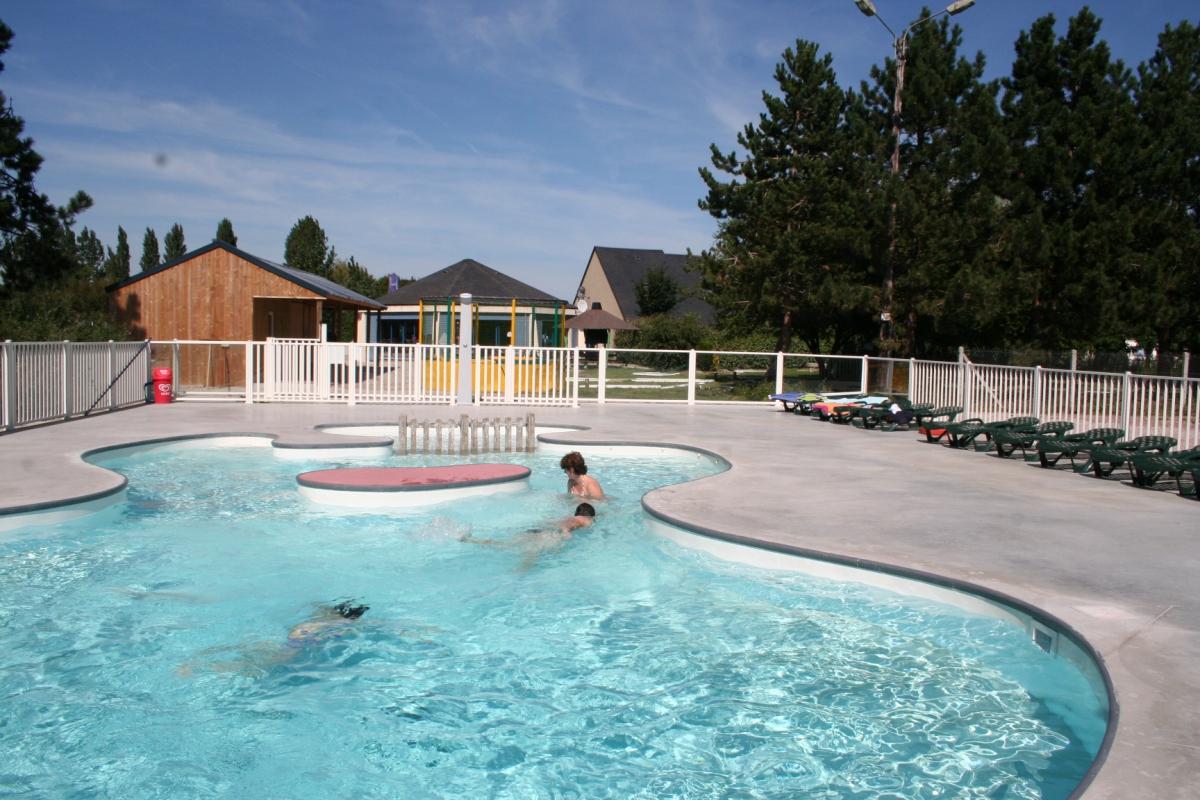 Camping basse normandie avec piscine piscine chauff e for Camping haute normandie avec piscine couverte