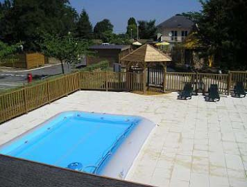 camping le jardin de sully 3 toiles saint p re sur