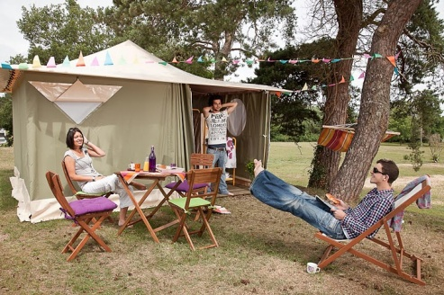 Camping - Le Martinet - Briare - Grand Centre - France
