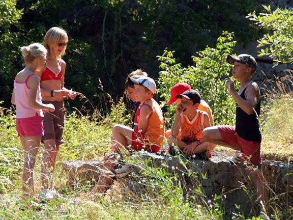 Camping Le Petit Bois 3étoiles Ruoms Toocamp # Camping Le Petit Bois Ruoms