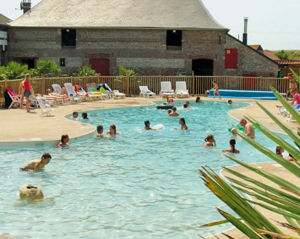 Camping le ridin 4 toiles le crotoy toocamp for Camping picardie piscine