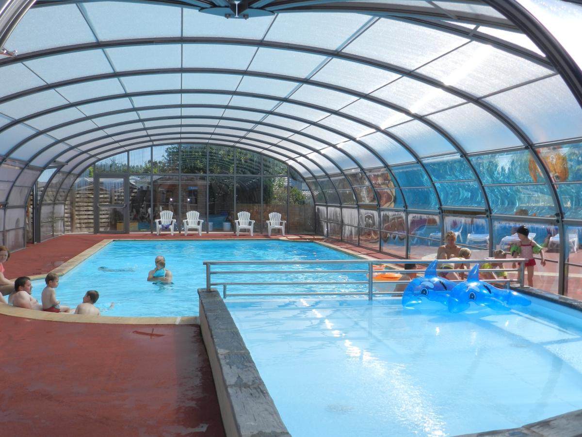 Camping ravenoville pas cher for Camping basse normandie avec piscine
