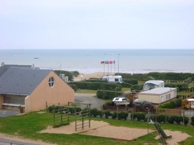 camping le snquet gouville sur mer basse normandie france
