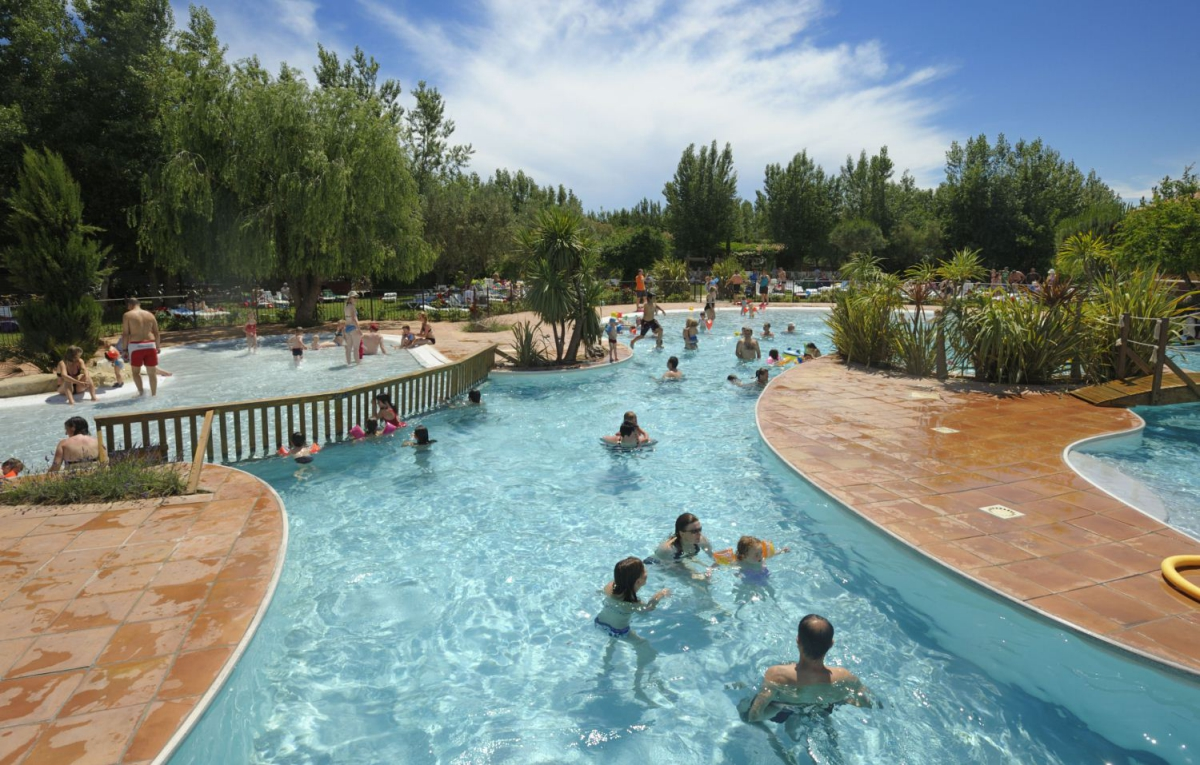 Camping Le Serignan Plage - France - Languedoc-Roussillon