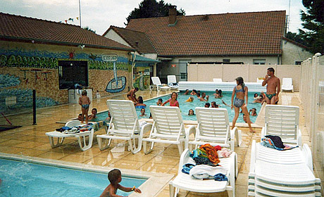 Camping - Le Vert Gazon - Fort-Mahon-Plage - Picardie - France