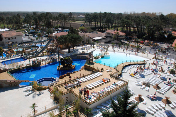Camping le vieux port 5 toiles messanges toocamp - Camping vieux port messanges ...