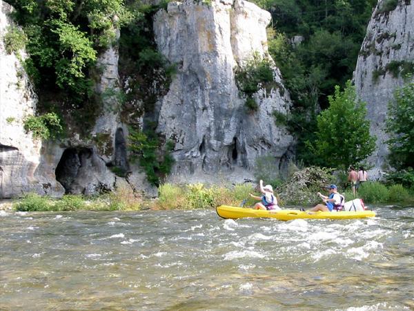 Camping Ribes Rhône Alpes Les Chataigniers