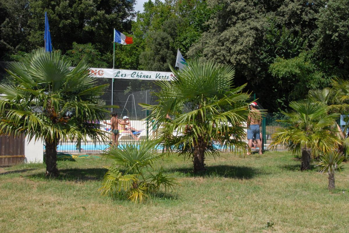 Camping avec piscine meschers sur gironde for Camping gironde piscine
