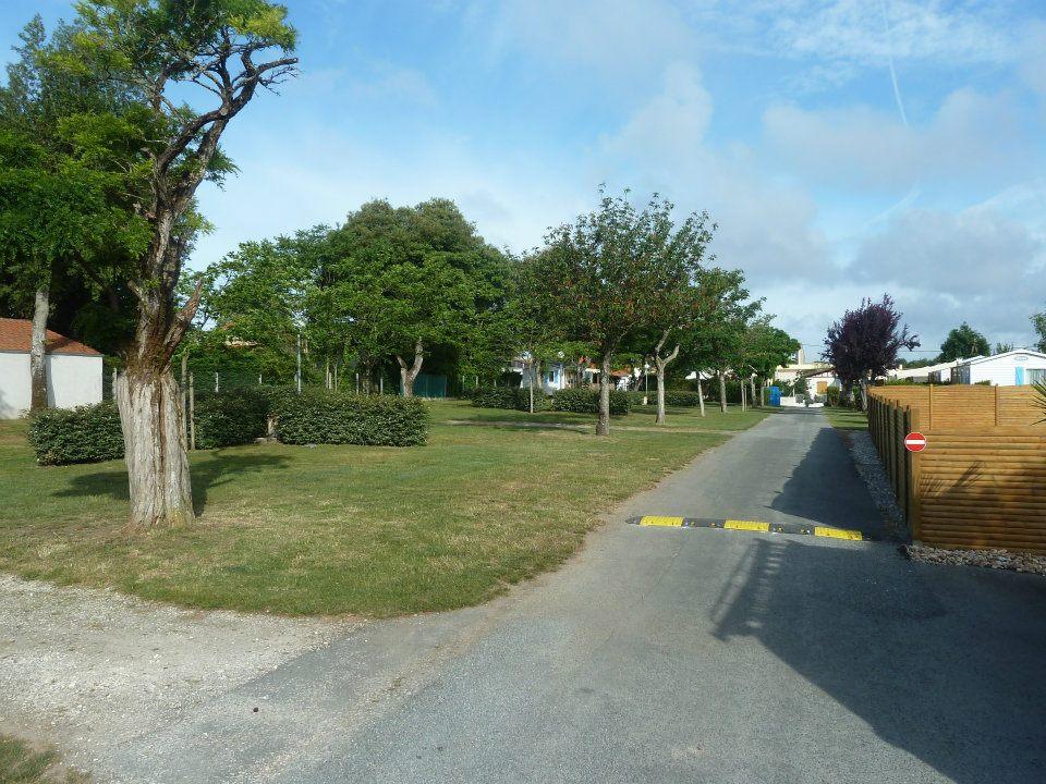 Camping Les Deux Plages 4 Toiles Saint Palais Sur Mer