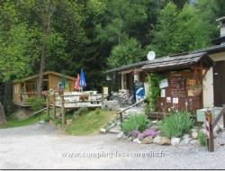 Camping avec piscine chamonix mont blanc for Camping chamonix piscine