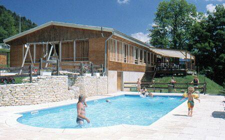 Camping avec piscine villard de lans for Piscine villard de lans
