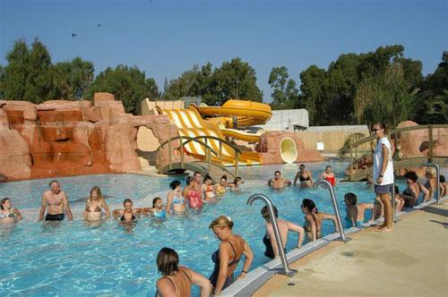 Camping les palmiers 4 toiles hy res toocamp - Piscine hyeres les palmiers ...