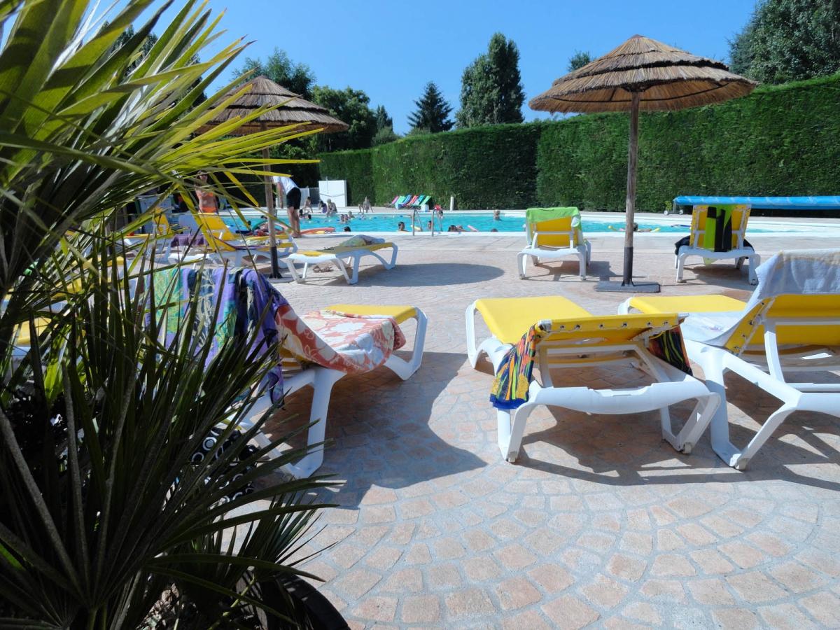 camping avec piscine saint palais sur mer