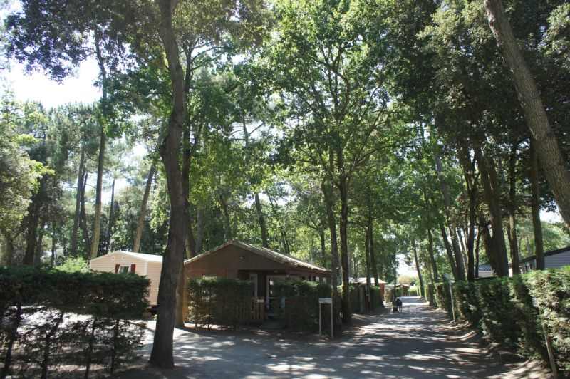 Camping les rochelets 3 toiles saint br vin les pins for Camping st brevin les pins avec piscine