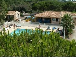 Camping - Les Romarins - Agde - Languedoc-Roussillon - France