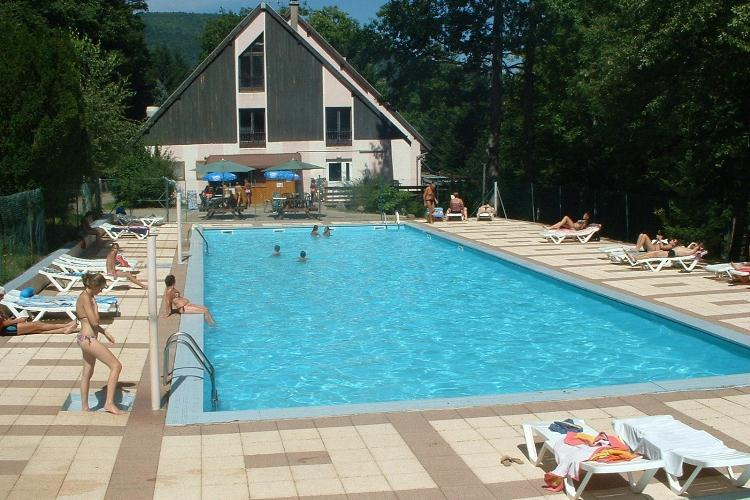 Camping - Wattwiller - Alsace - Les Sources