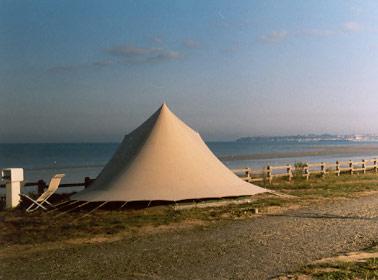 Camping   Saint Pair Sur Mer   Basse Normandie   Lu0027
